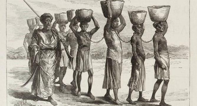 Indian Slave Trade