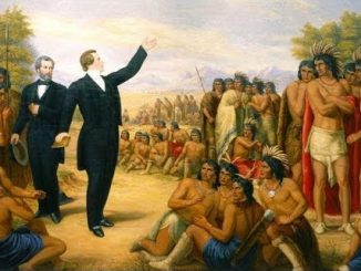 Mormons and Indians