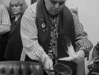 Apache Spiritual Leader