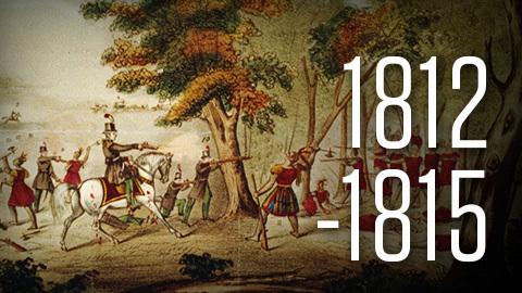 Indians 1812 1815