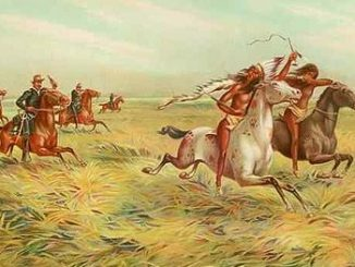 The Indian Wars of 1915
