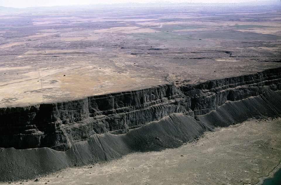 The Columbia Plateau