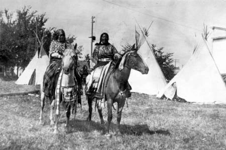 The Horse and the Plateau Indians
