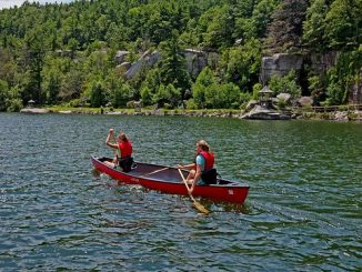 The Lake Mohonk