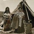 Blackfoot tribes in 1735
