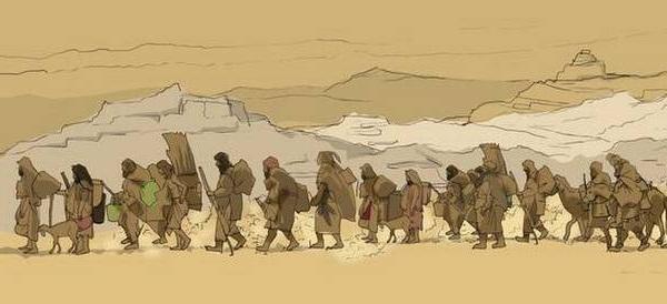 Central Plains Indian Migrations