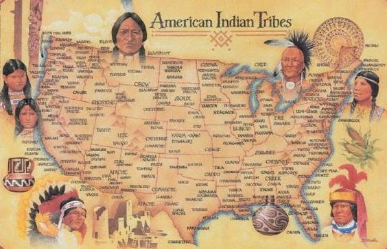 five Iroquoian-speaking tribes