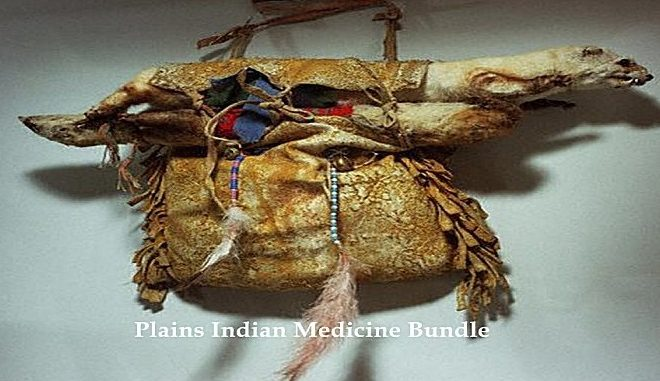 The Cheyenne Medicine Bundles