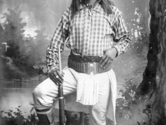 The Chiricahua Apache