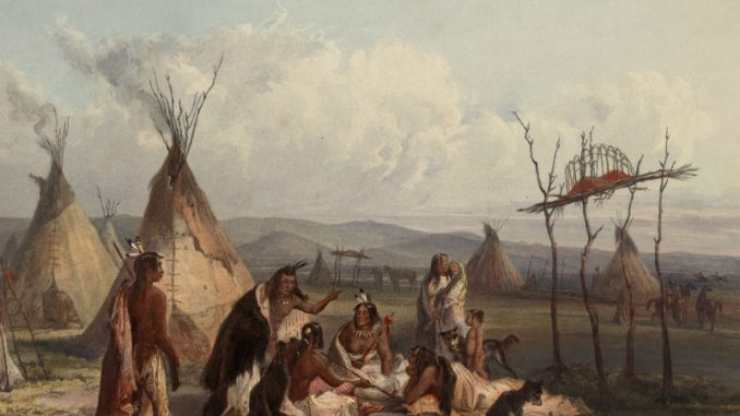 Some American Indian Beliefs About an Afterlife