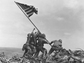 Indians, Iwo Jima, and the American Flag