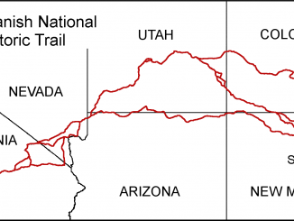 The Old Spanish Trail and the Indian Slave Trade