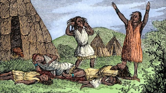 American Indians and European Diseases