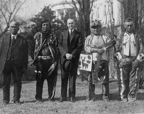 American Indian Voting Rights