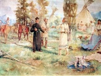Christianity Comes to the Flathead Indians