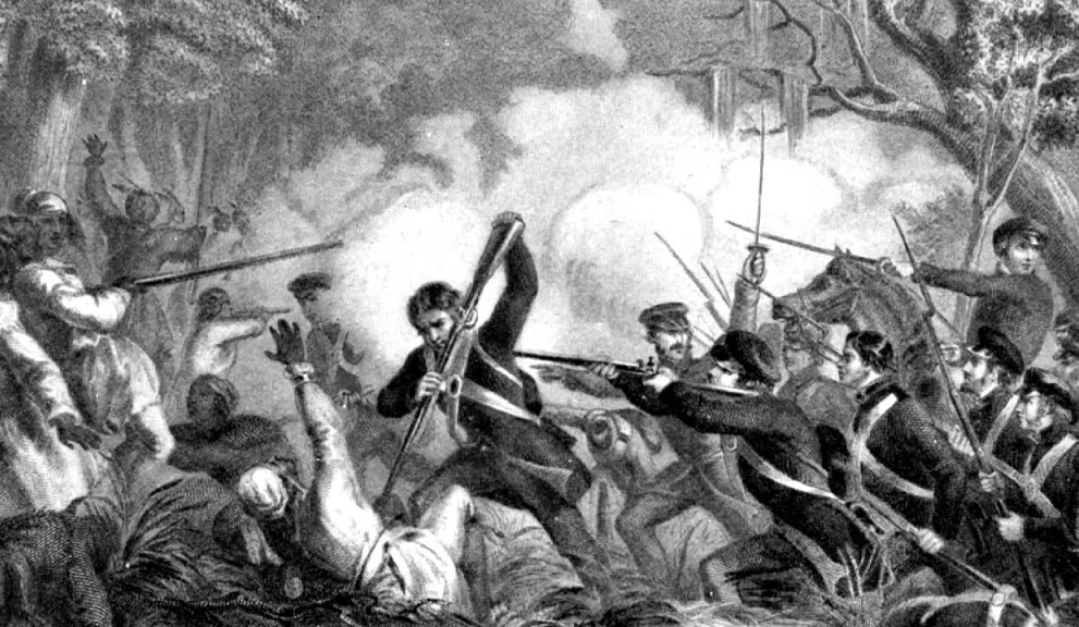 The First Seminole War