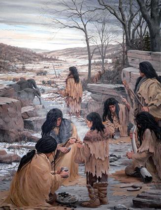 Ancient America: Nebraska Prior to 6000 BCE