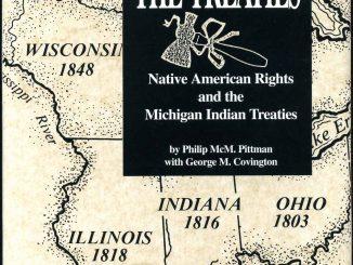 American Indian Treaties in 1816