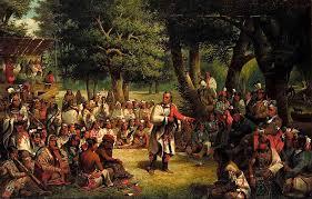 The Iroquois League
