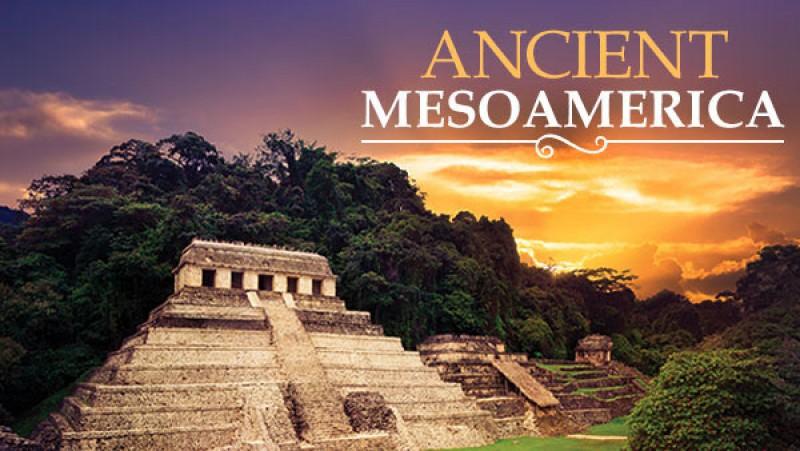 Ancient Mesoamerica Maize (Corn)
