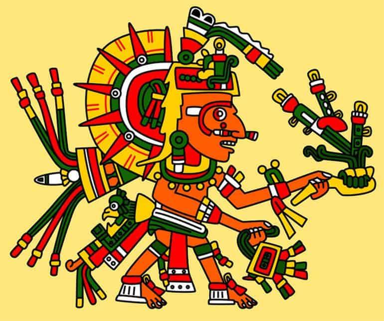 Some Aztec Gods