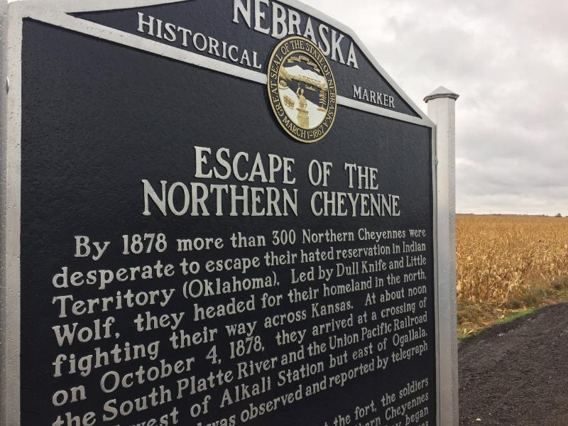The Northern Cheyenne Escape