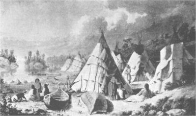 Huron History, 1535 to 1648