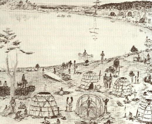 Maine Indians and Early European Explorers and Fishermen
