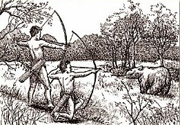 Southeastern Indian Hunting