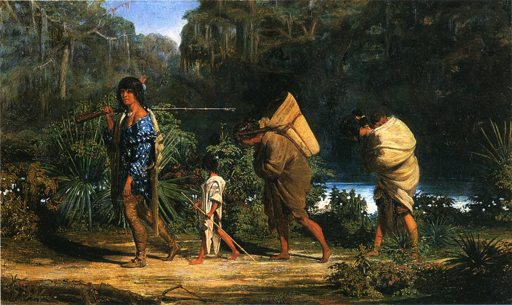 Choctaw Migrations
