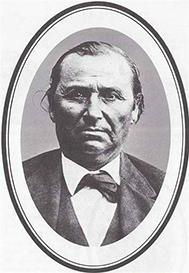 Joseph LaFlesche, Omaha Chief