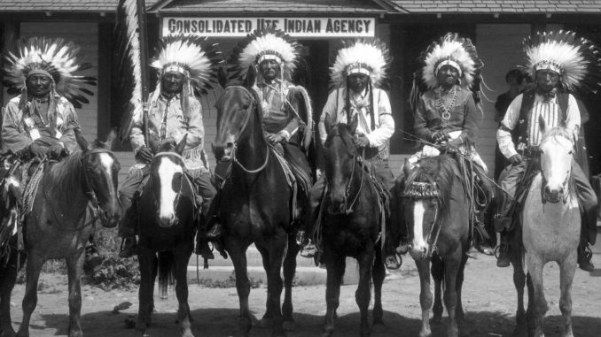 Ute Indian Tribes