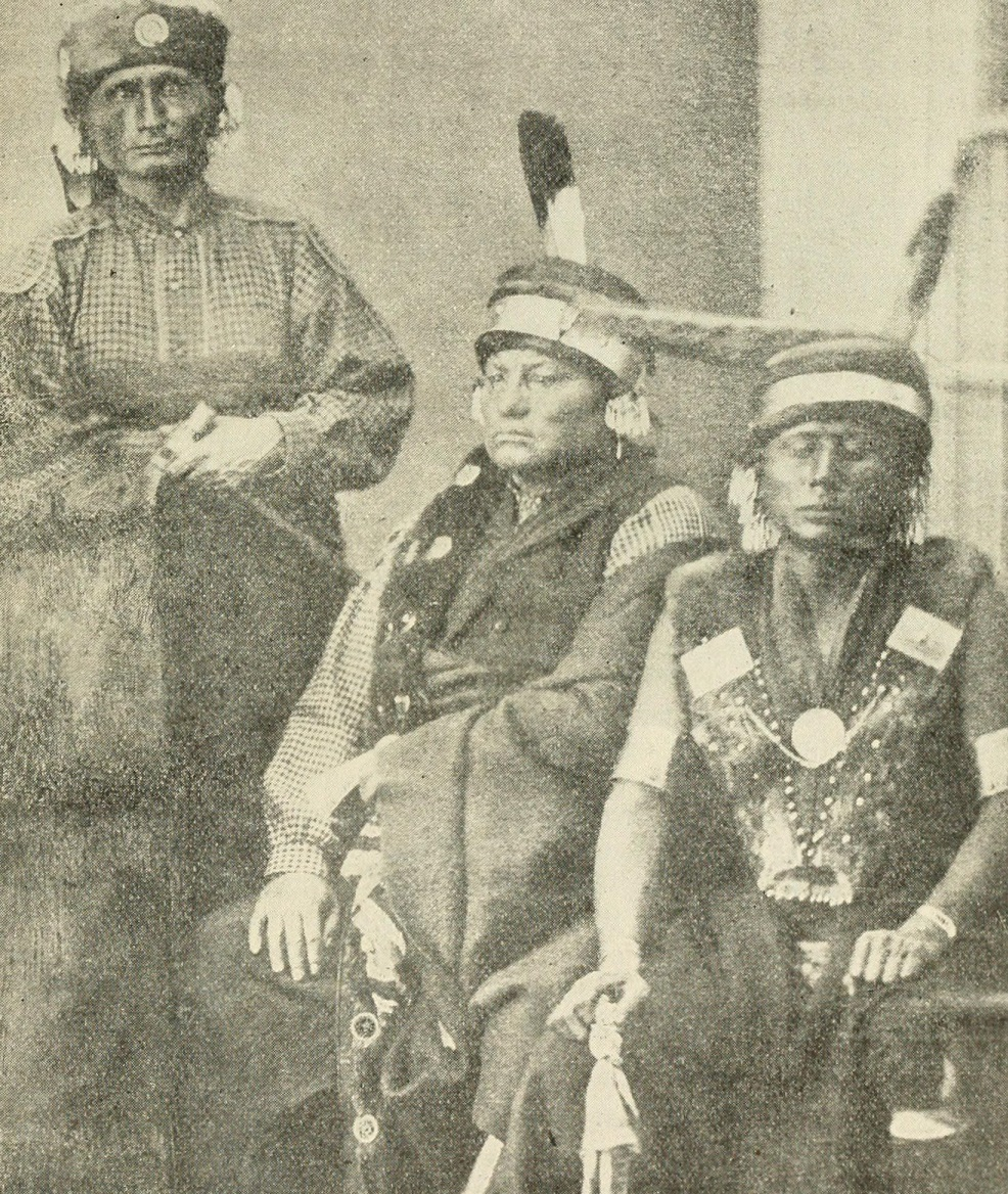 A Brief Overview of the Kaw or Kansa Indians