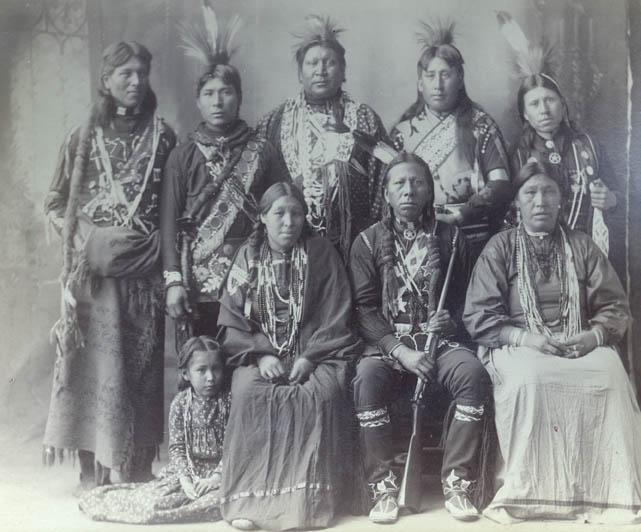 The Omaha Family