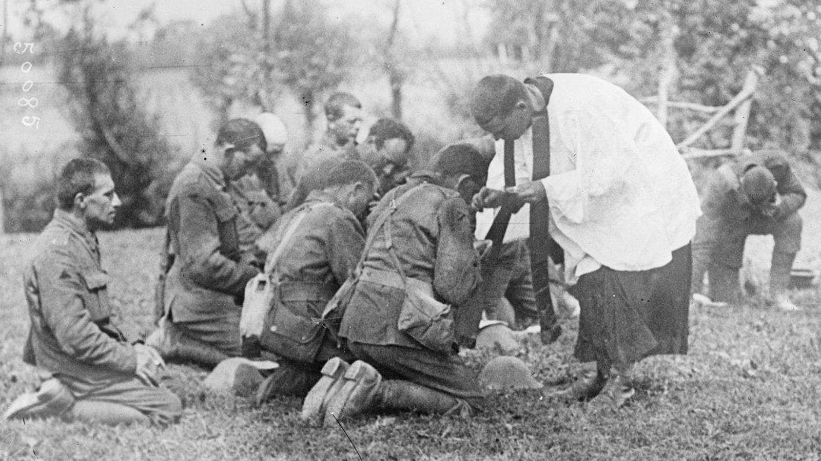 American Indian Religions in 1917