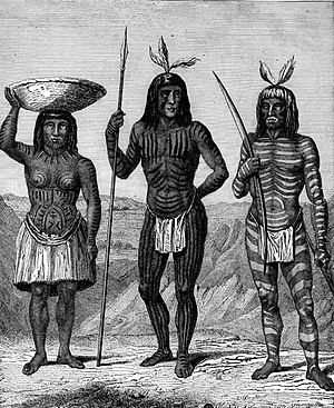A Very Short Overview of the Mohave Indians