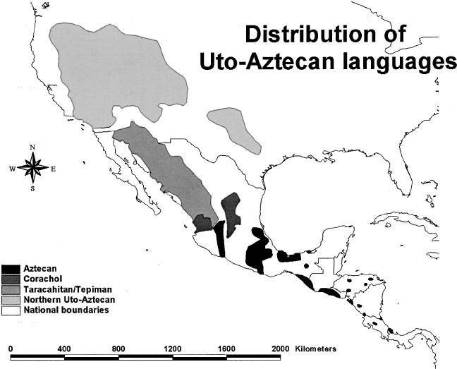 The Uto-Aztecan Language Family