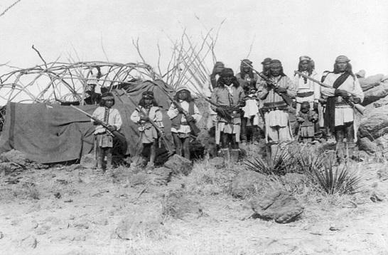 Apache Warfare
