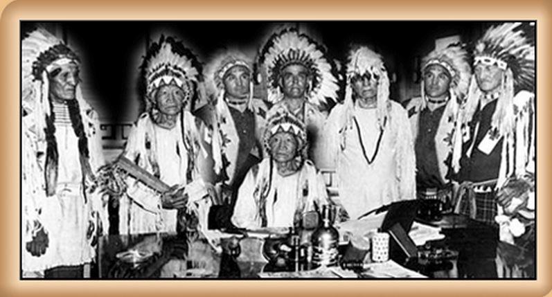 Cherokee Families