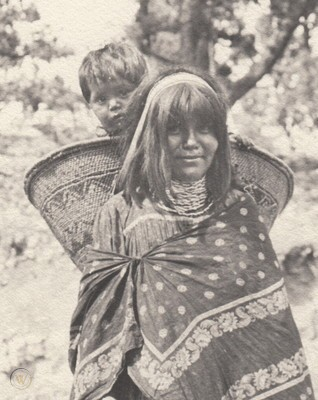 California's Achomawi Indians