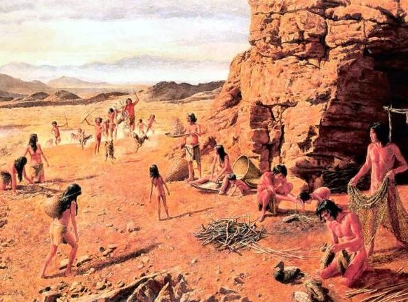 Ancient America The Great Basin Archaic Period