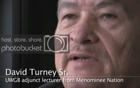 David Turney Sr. Menominee