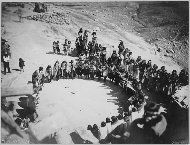 Hopi Women's Dance