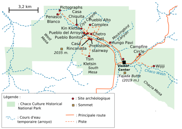 MapofChaco
