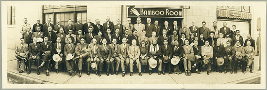 National Congress of American Indians, 1944. (Smithsonian Institution, National Anthropological Archives