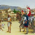 Acoma Pueblos and the Spanish