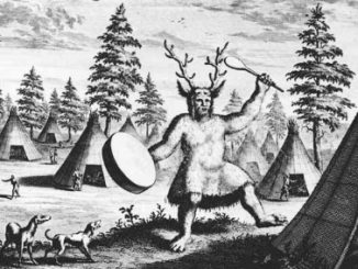 Animism and Shamanism Among New England Tribes