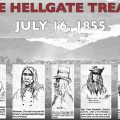 The 1855 Treaty of Hell Gate